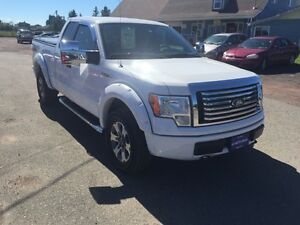 2009 Ford F-150 STX 4WD SuperCab