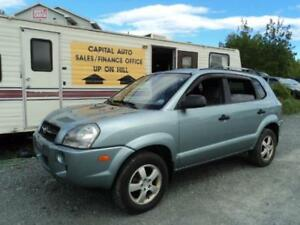 NEW TIRES NEW BRAKES 2008 Hyundai Tucson GLS LOW MILEAGE