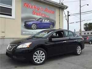 2013 Nissan Sentra 1.8 S, PURE DRIVE, ACCIDENT FREE! 59KM!