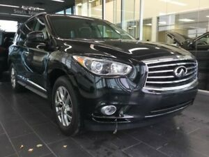 2014 Infiniti QX60 CPO rates as low at 0.9%, 6 year/160,000km co