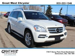 2011 Mercedes Benz GL-Class GL 350 BlueTEC, LEATHER, NAVIGATION,