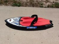 O'Brien Black Magic Kneeboard for sale
