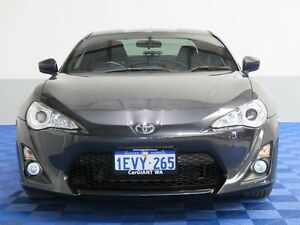 2014 Toyota 86 ZN6 MY14 Upgrade GT Grey 6 Speed Manual Coupe Jandakot Cockburn Area Preview