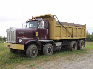 Camion Kenworth 12 roues