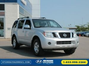 2011 Nissan Pathfinder S AWD AUTO A/C MAGS