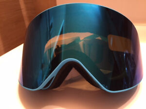 Ski-Sports Goggles ~ Wide Angle Double Lens ~ Anti-Fog NEW