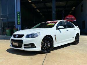 2014 Holden Commodore VF MY15 SS V Redline White 6 Speed Sports Automatic Sedan Slacks Creek Logan Area Preview