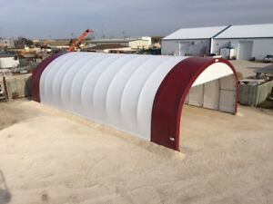 Fabric Buildings In Stock & Ready to Go