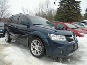 2013 Dodge Journey R/T AWD - Certified and Etested