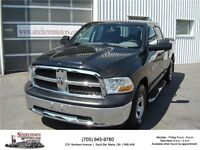 2012 Ram 1500 Quad Cab 4x4 |Tow Package| Polished Wheels