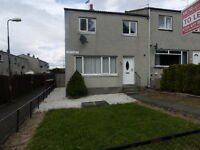 Spacious 3 bed end terrace house - Oak Place, Mayfield Dalkeith