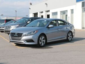 2017 Hyundai Sonata Plug-In Hybrid HYBRIDE RECHARGEABLE ULTIMATE West Island Greater Montréal image 4
