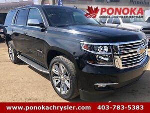 2016 Chevrolet Tahoe LTZ, LOW Km, Remote Start, Heated Seats, Se