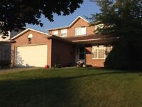 Upscale Home in Safe neighbourhood, 2 Rooms Available