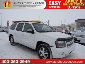 2006 Chevrolet TrailBlazer 4X4 LTZ 7 Passanger Leather Sunroof