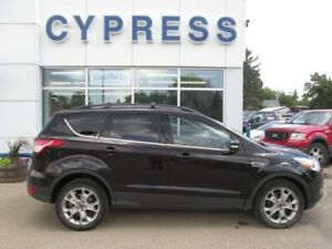 2013 Ford Escape SEL,B/U SENSORS, NAVIGATION, REMOTE START