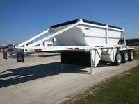 2016 Arne's Cross Gate Hopper, New Gravel Trailer