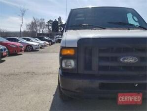 2011 Ford Econoline Ext Cargo Van Accident Free Fully Certified