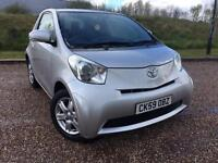 TOYOTA IQ 1.0 3 DOOR 2009 59 *ONLY 48K MILES, FSH, £30 A YEAR TAX*