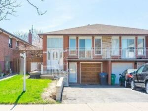 !! Look No Further!! Beautiful Raised All Brick Bungalow!!