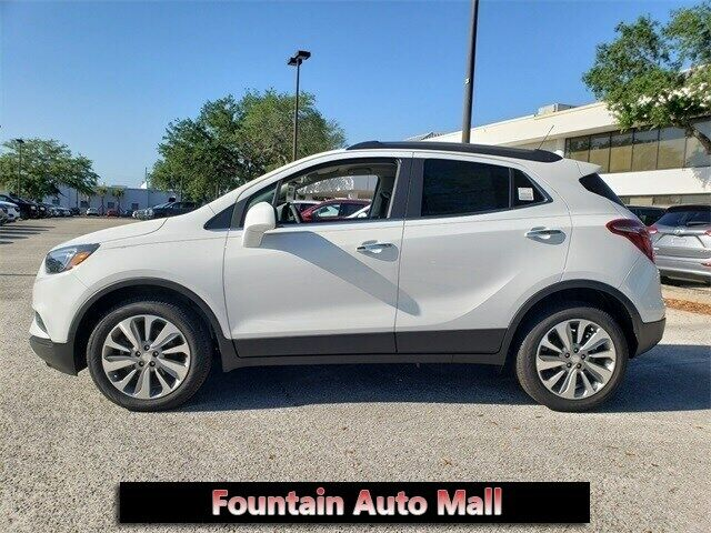Image 5 Voiture American used Buick Encore 2020