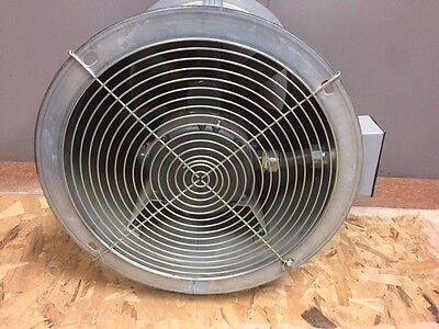 Spread All 16 Grain Bin Axial Aeration Fan 2 Hp 3 Phase 230v