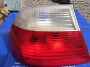 BMW 325i rear tail light