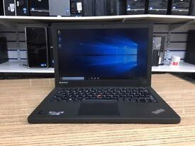 Lenovo ThinkPad X240 Core i5-4300U 1.90GHz 8GB Ram 180GB SSD Win 10 Laptop