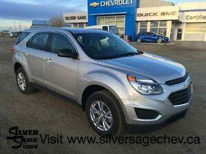 Brand New 2017 Chevrolet Equinox LS AWD All Wheel Drive