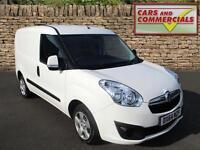 2014 VAUXHALL COMBO L1 2000 1.3 CDTI 16V Sportive Van