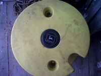 John Deere Tractor Tire Weights For Sale--Never Used