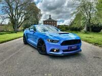 2017 Ford Mustang 5.0 V8 GT 2dr - Stage 2 Supercharged, Adjustable Coilovers, Ko