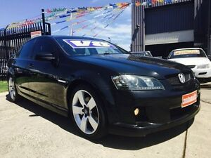 2008 Holden Commodore VE MY08 SS-V 6 Speed Automatic Sedan Brooklyn Brimbank Area Preview