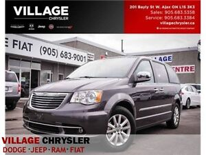 2016 Chrysler Town & Country Limited NAV LEATHER TOW