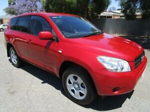 2007 Toyota RAV4 ACA33R CV (4x4) 5 Speed Manual Wagon Clearview Port Adelaide Area Preview