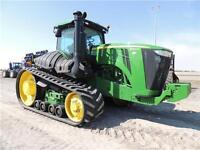 2013 John Deere 9560RT Tracks 4WD with PTO,Mint,REDUCED $15,000