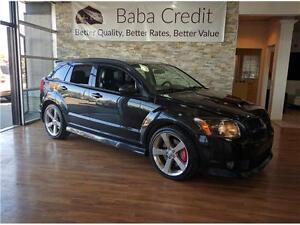 SPRING CLEARANCE - 2009 Dodge Caliber SRT4 $99 Bi-Weekly