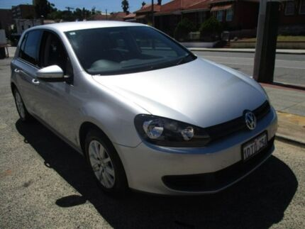 2011 Volkswagen Golf Silver Sports Automatic Dual Clutch Hatchback West Perth Perth City Area Preview