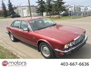 1990 Jaguar XJ Executive One owner car maintained