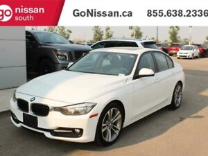 2014 BMW 3 Series 320i xdrive, SPORT PACKAGE, Leather, Navigatio