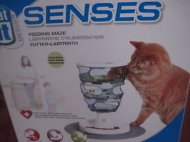 CatIt Feeding Maze for clever cat - - - £5 - -