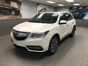 2016 Acura MDX Navigation Package SH-AWD