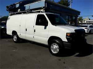 2011 FORD E-250 FOURGON ECONOLINE CARGO SUPER DUTY 3/4 TON