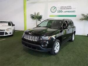 JEEP COMPASS NORTH 2014 4X4******CUIR, MAGS ET BIEN PLUS