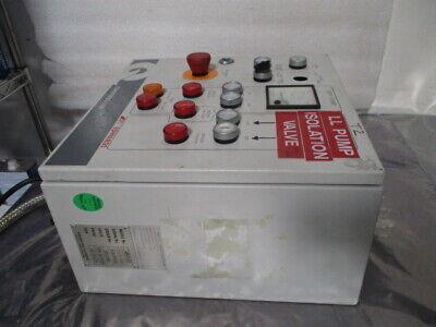 BOC Edwards QDP80/QMB500 High Vacuum INT Controller, Q80.4.2.2, Mattson, 453001