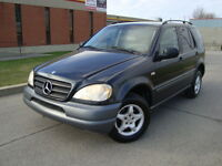 1999 MERCEDES BENZ ML 320 AWD'' PRIVATE SALE ''TAX INCLUDED''