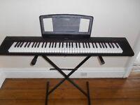 Yamaha Piaggero NP31 Keyboard