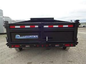 2017 Load Trail 7 Ton Dump 83 x 14!! ONLY $129/month!! London Ontario image 4