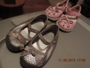 Toddler & Young Girl's Dressy Shoes Sizes 3, 4, 5 & 8 London Ontario image 2