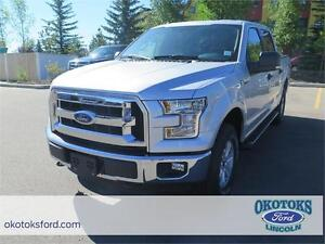 2016 Ford F-150 XLT 4x4 SuperCrew with 5.5 ft box - NEW